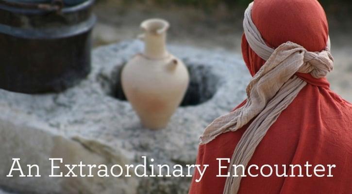 Bible teaching Series An Extraordinary Encounter