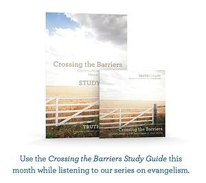 Crossing the Barriers with Study Guide