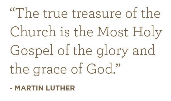 Marthin Luther Quote