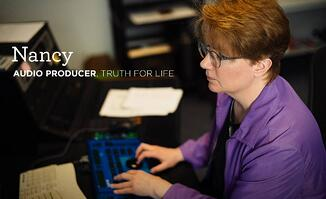 Audio Producer of Truth For life
