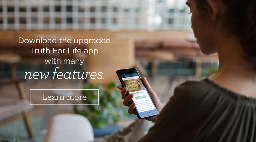 New App from Truth For Life