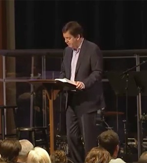 Alistair Begg Preaching at Parkside Church