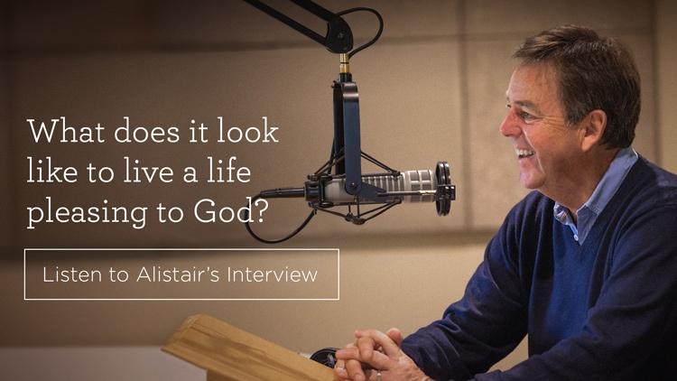 Alistair Interview