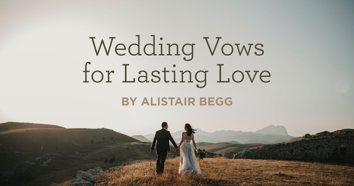 Wedding Vows for Lasting Love