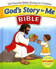 God's Story for Me Bible Storybook