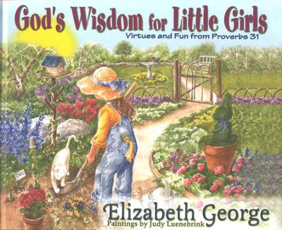 God's Wisdom for Little Girls