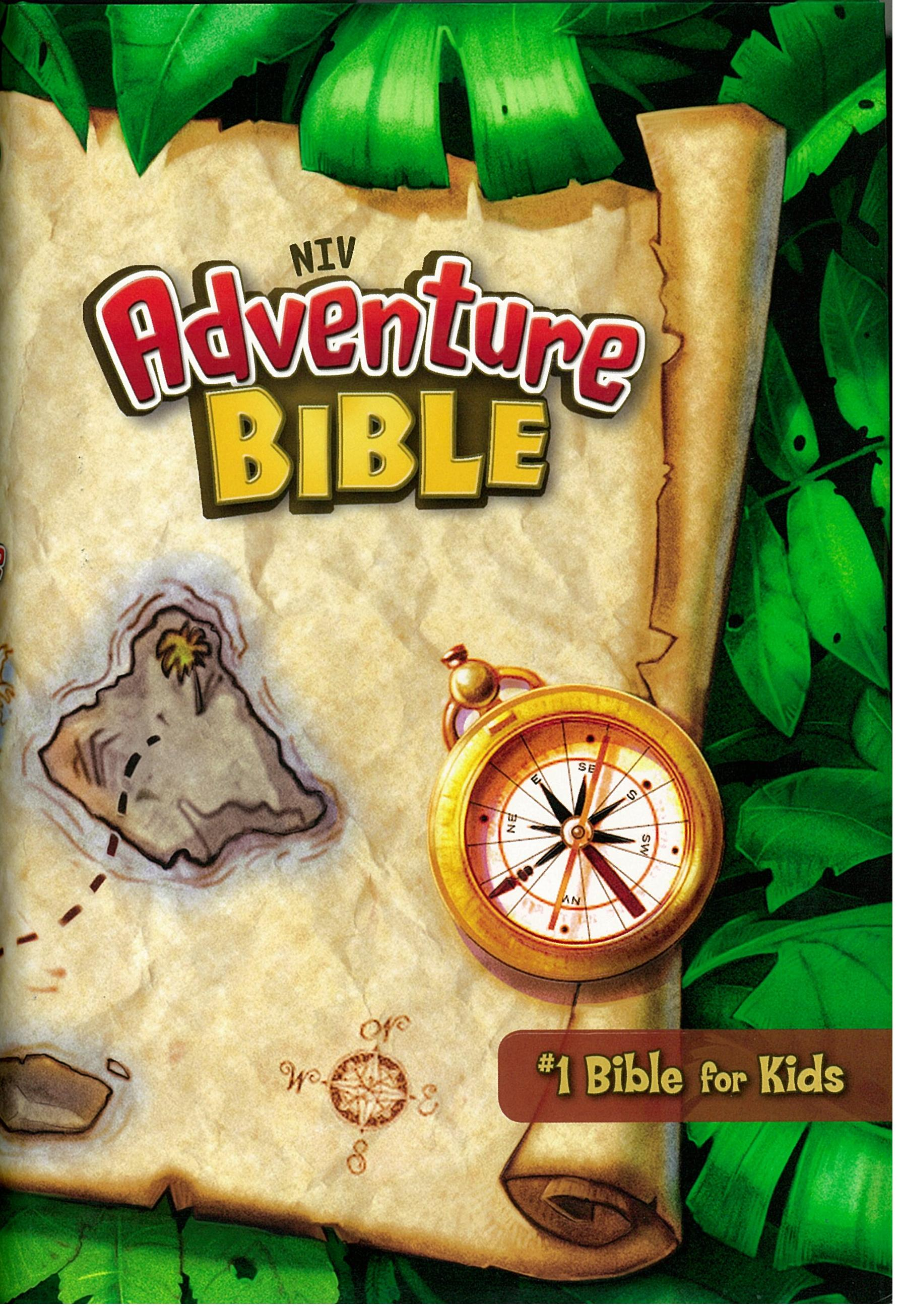 NIV Adventure Bible