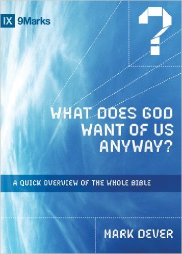 What Does God Want from Us?