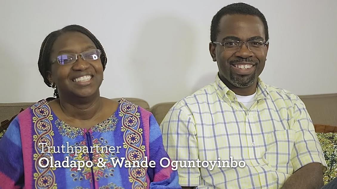 Oladapo and Wande's Story