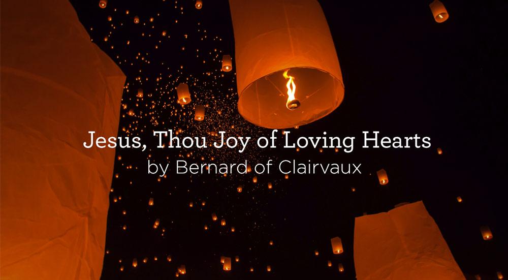 Hymn by Bernard of Clairvaux