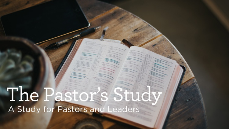 The Pastors Study Seven Volume Set
