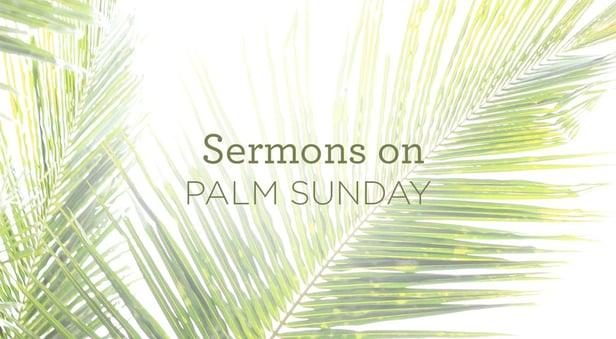 Sermons-on-Palm-Sunday