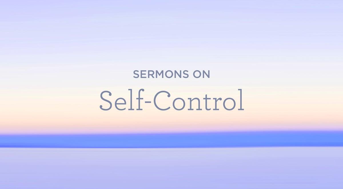 Sermons-on-Self-Control
