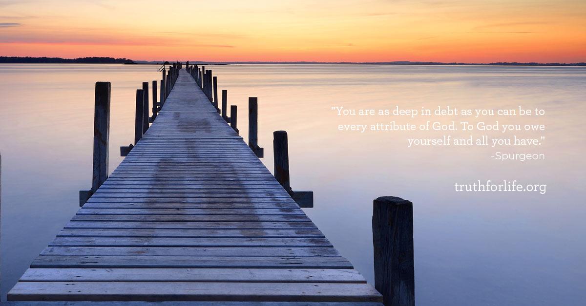 Deep in Debt to God