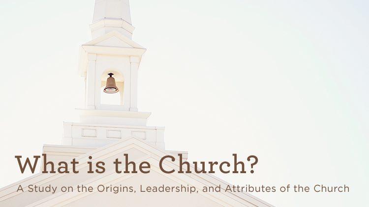 What is the Church sermon series