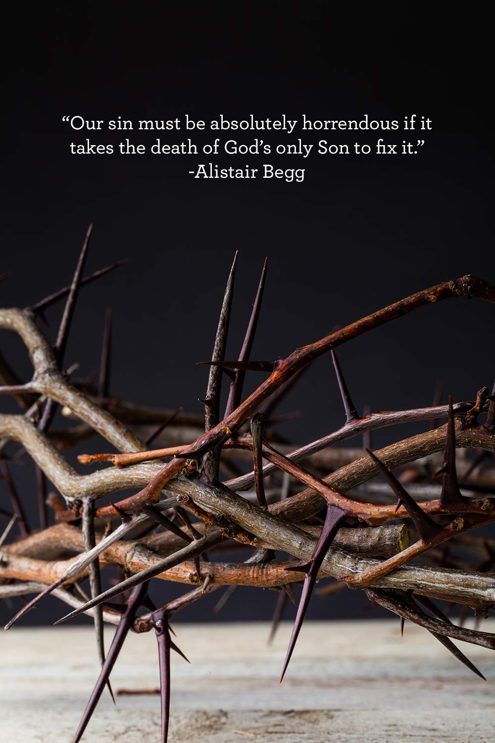 thumbnail image for It takes the death of God's only Son