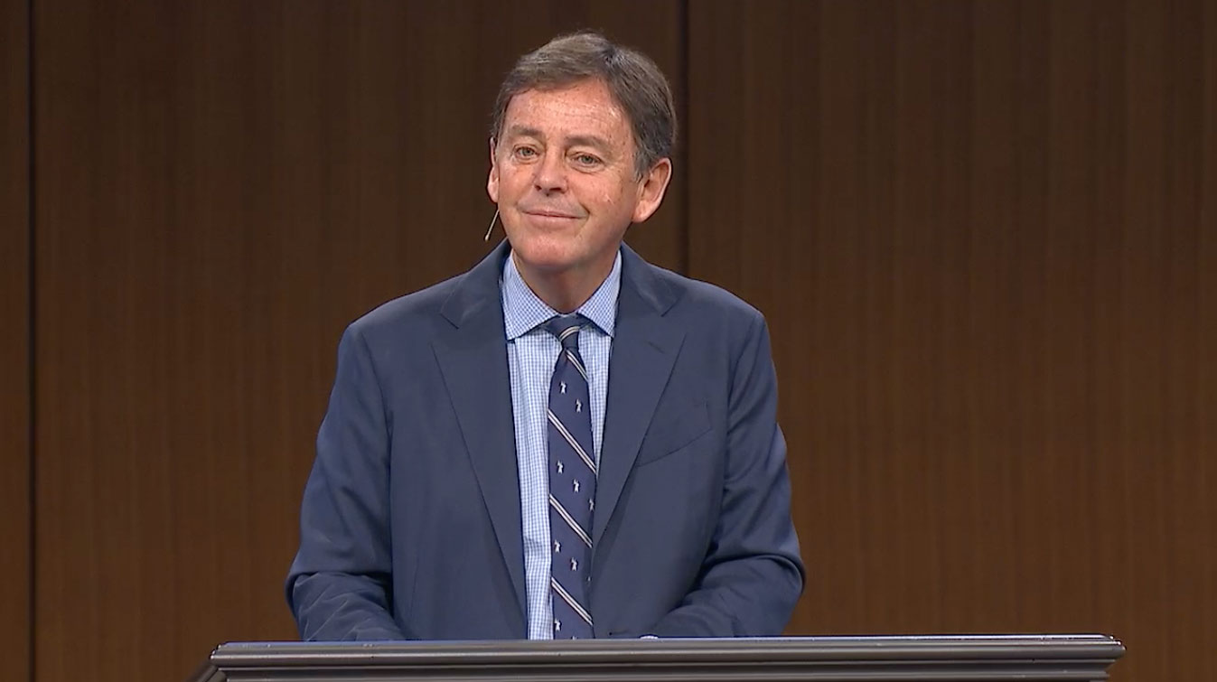 "thumbnail image for Video: ""What God Requires"" by Alistair Begg"
