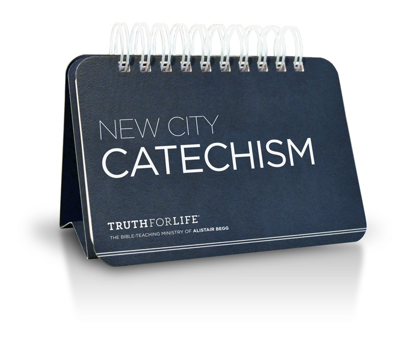 thumbnail image for Rest in Truth Throughout 2017 Using the New City Catechism