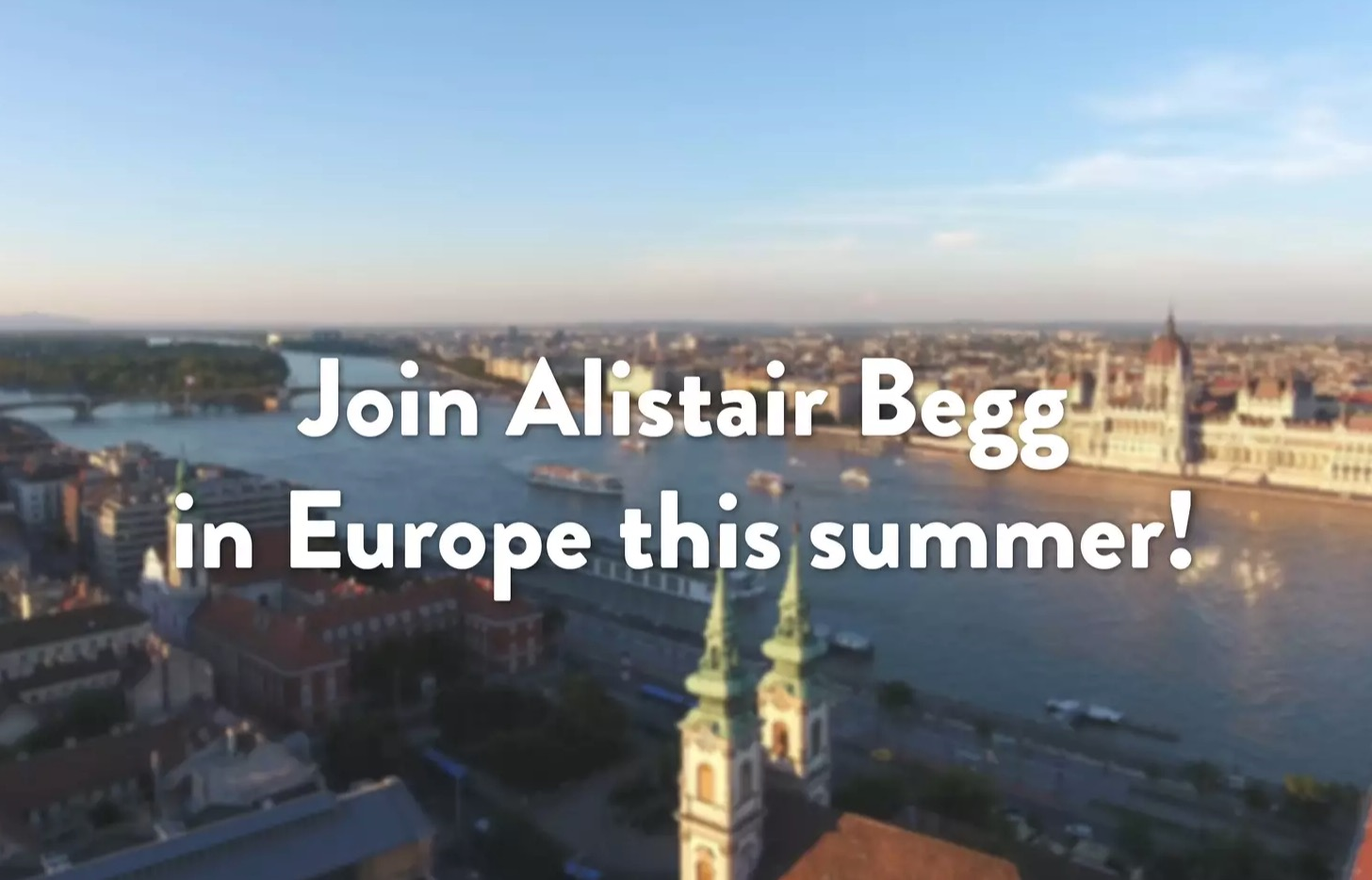 thumbnail image for Visit Europe This Summer With Alistair Begg