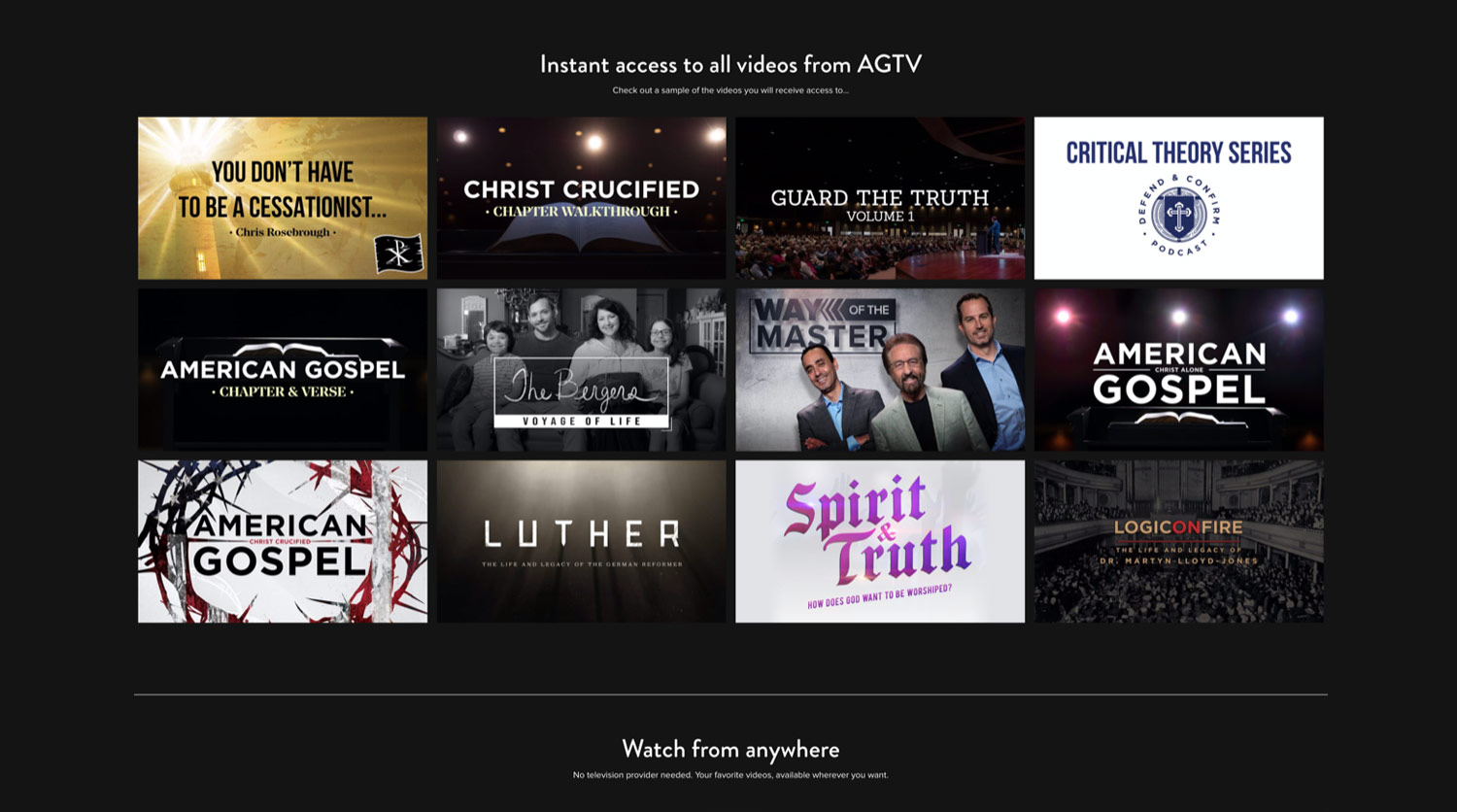 thumbnail image for Looking for Quality Christian Programming?