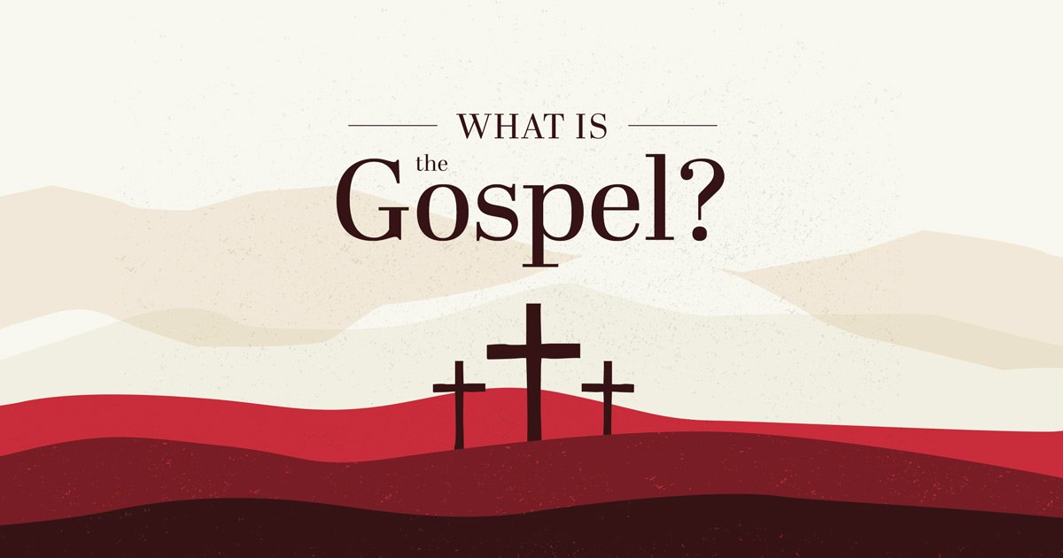 thumbnail image for What Is the Gospel?