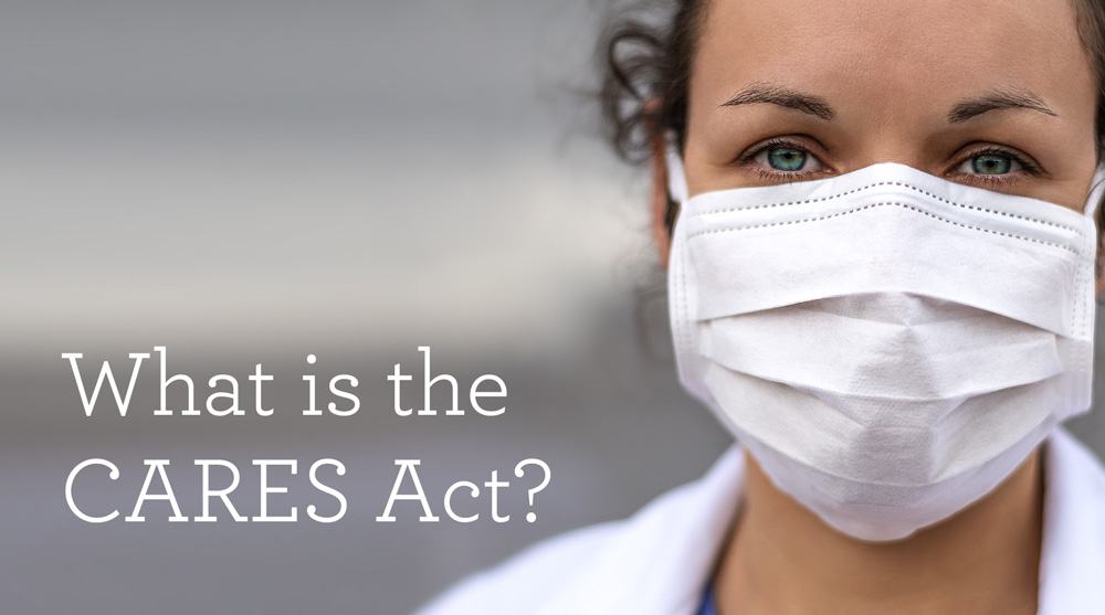 thumbnail image for What is the CARES Act?