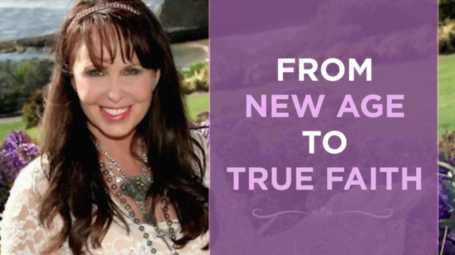 thumbnail image for Watch Former New Age Author Doreen Virtue Share Her Testimony