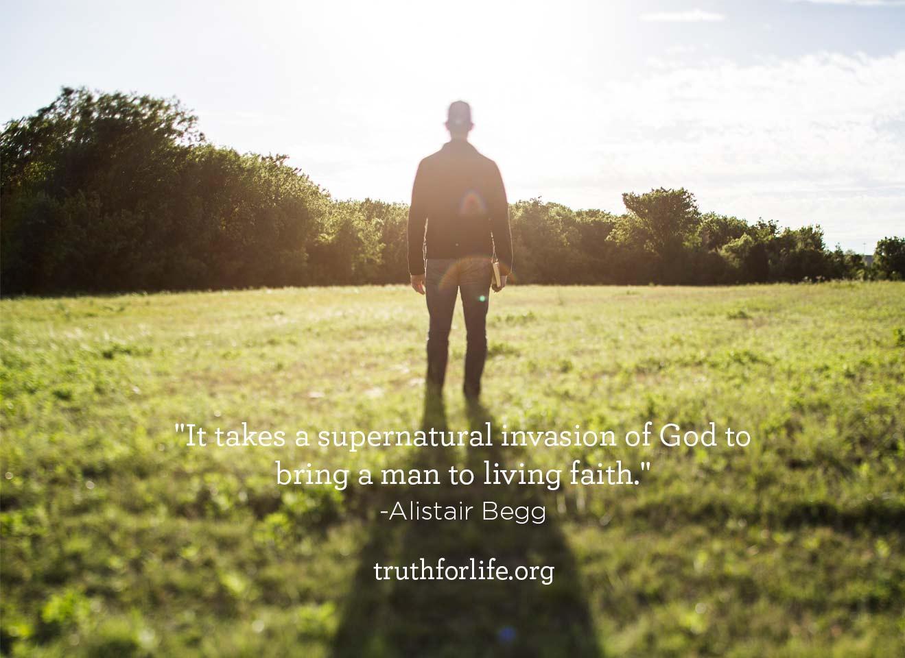 thumbnail image for A Supernatural Invasion of God