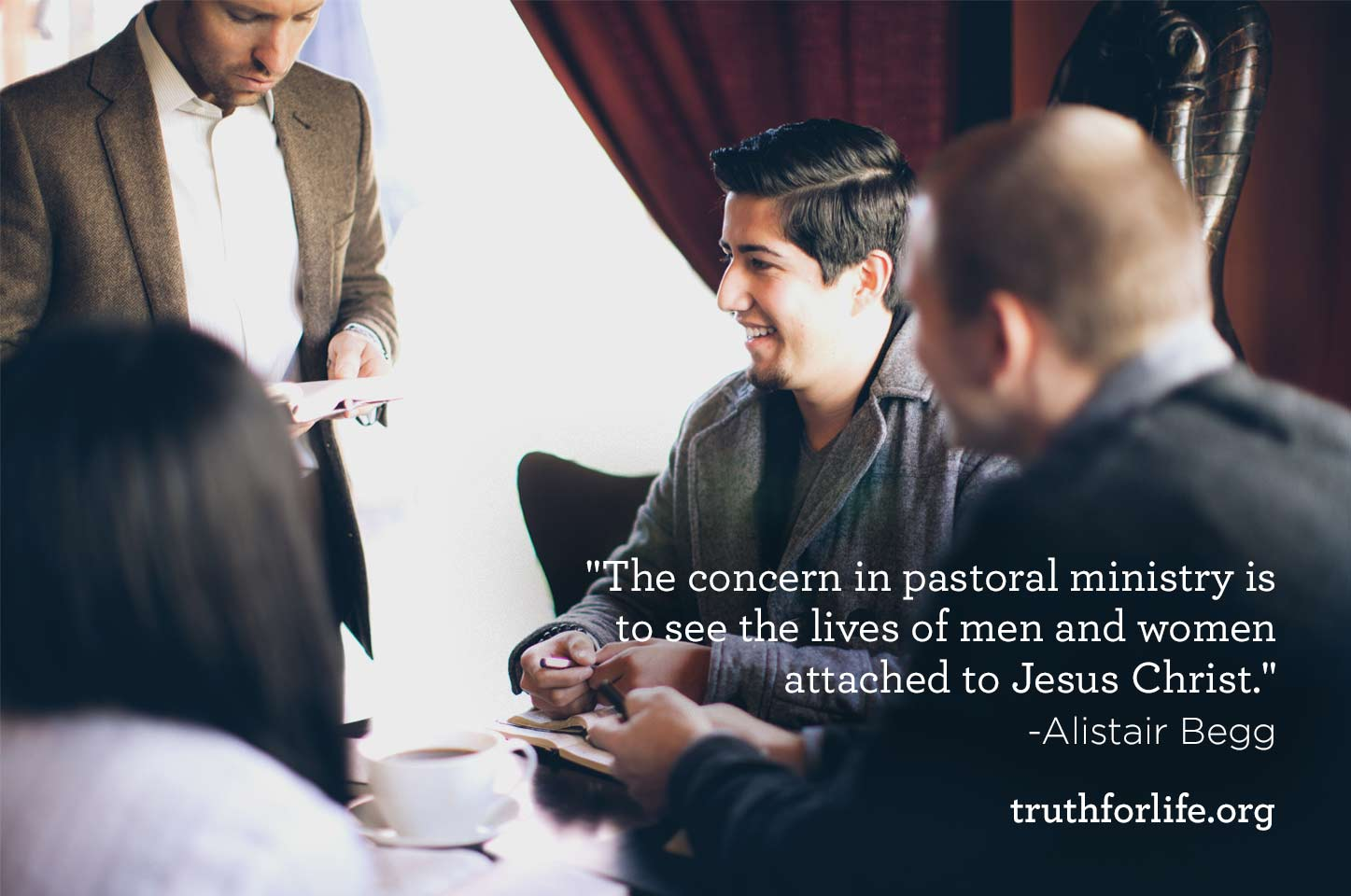 thumbnail image for Attached to Jesus Christ