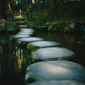 thumbnail image for Turns Them Into Stepping Stones