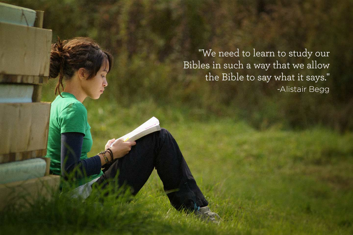 thumbnail image for Learn to Study our Bibles