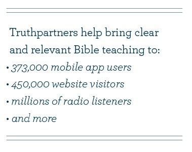 Truthpartners help