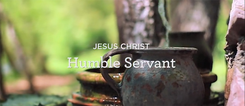 thumbnail image for Jesus Christ: Humble Servant (1 of 7)
