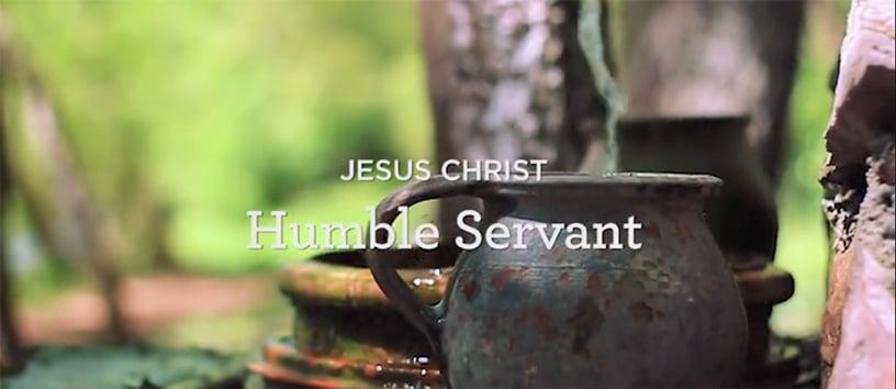 thumbnail image for Jesus Christ: Humble Servant (1 of 7)