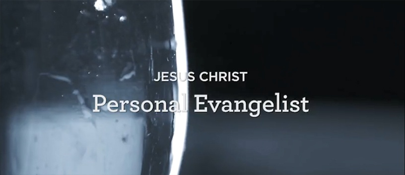 thumbnail image for Jesus Christ: Personal Evangelist (3 of 7)