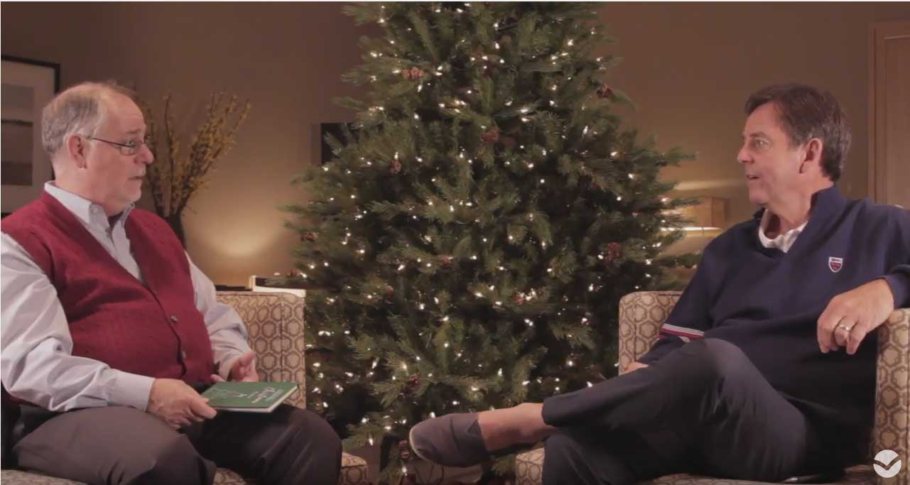 thumbnail image for Interview: The Christmas Playlistby Alistair Begg