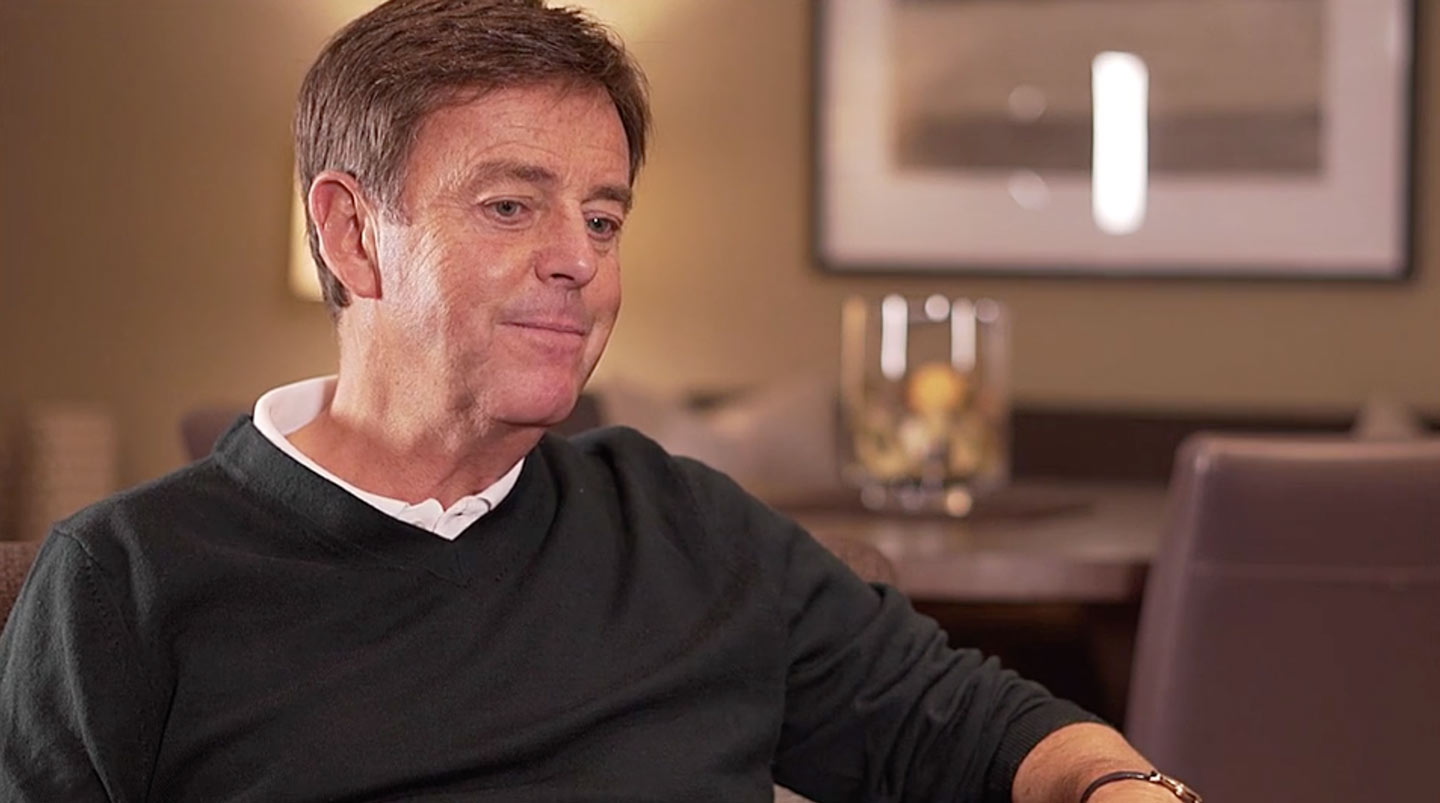 thumbnail image for Alistair Begg and Bob Lepine Discuss the Centrality of the Gospel