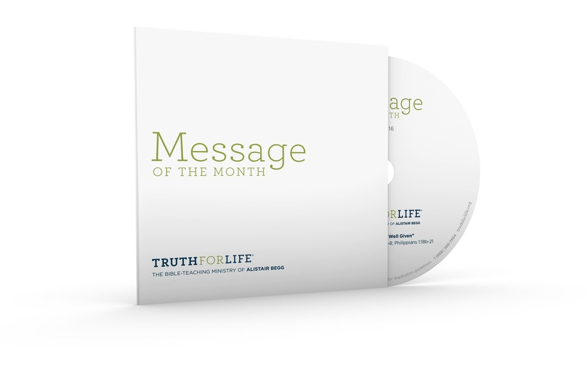 thumbnail image for What's the Message of the Month?