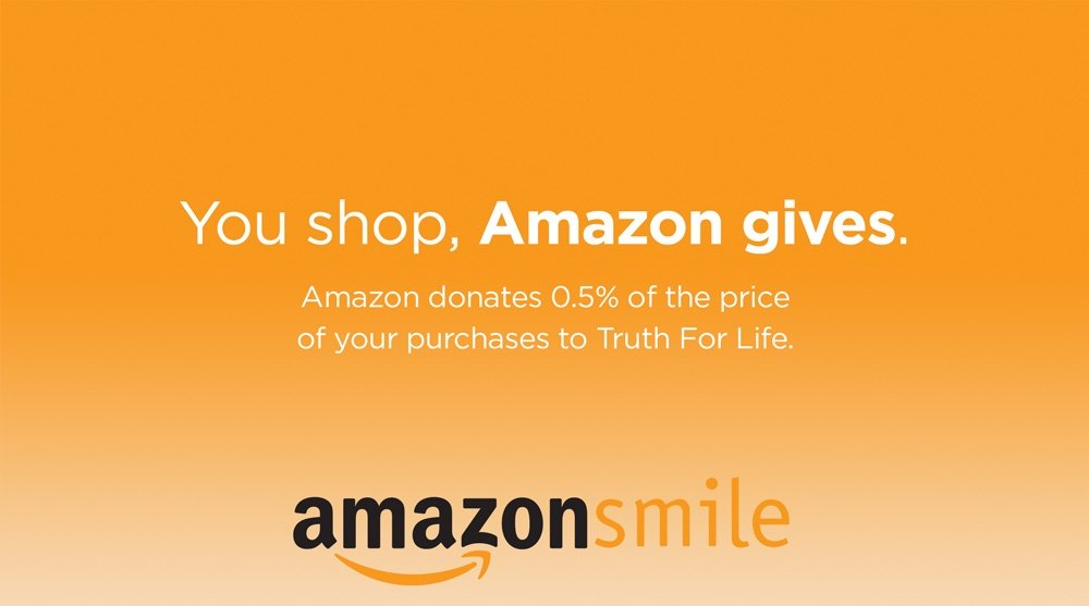 thumbnail image for Support Truth For Life by Shopping through AmazonSmile