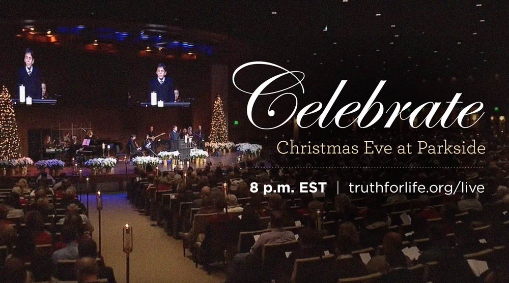thumbnail image for Join Alistair Begg for Christmas Eve Service Live!