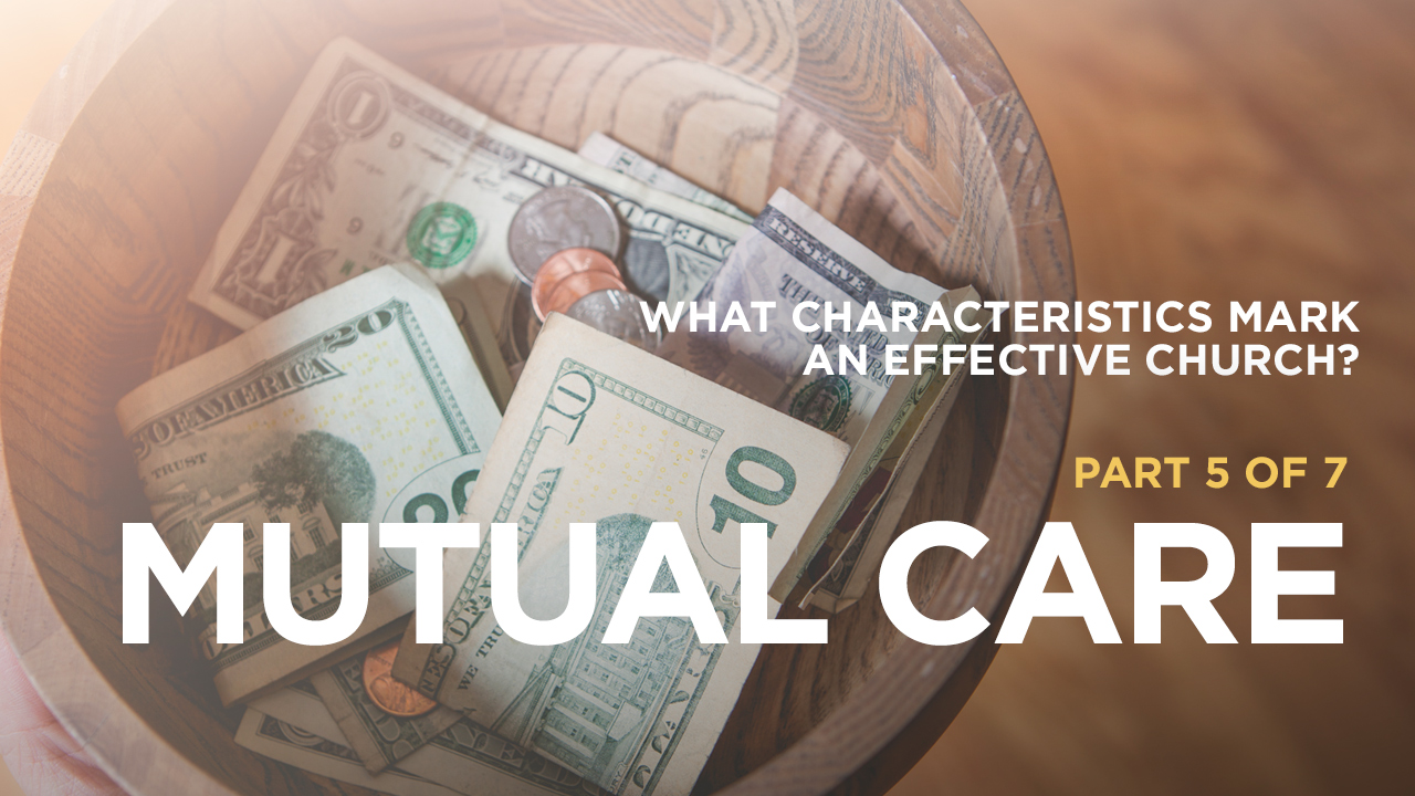 thumbnail image for What Characteristics Mark an Effective Church?Part 5 of 7: Mutual Care