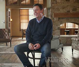 thumbnail image for 'The Art of Parenting' Video Playlist By Alistair Begg
