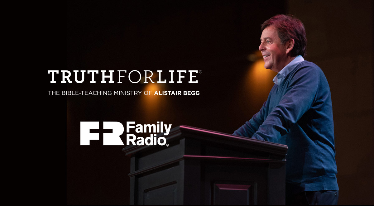 thumbnail image for Listen to Alistair Begg at a New Time on Family Radio
