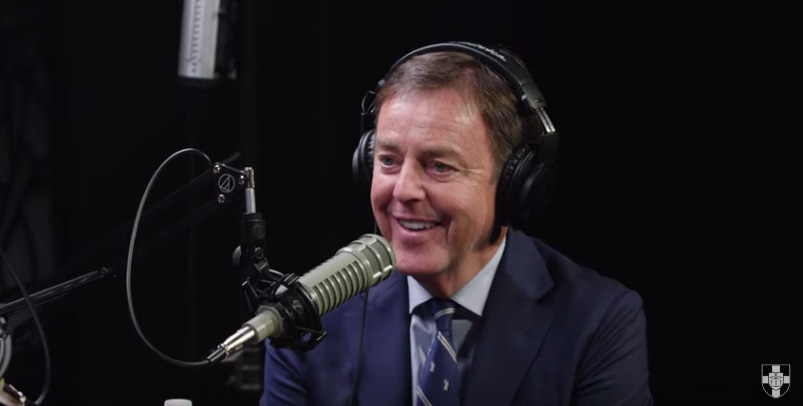 thumbnail image for Watch Alistair Begg on The Pastor Well Podcast