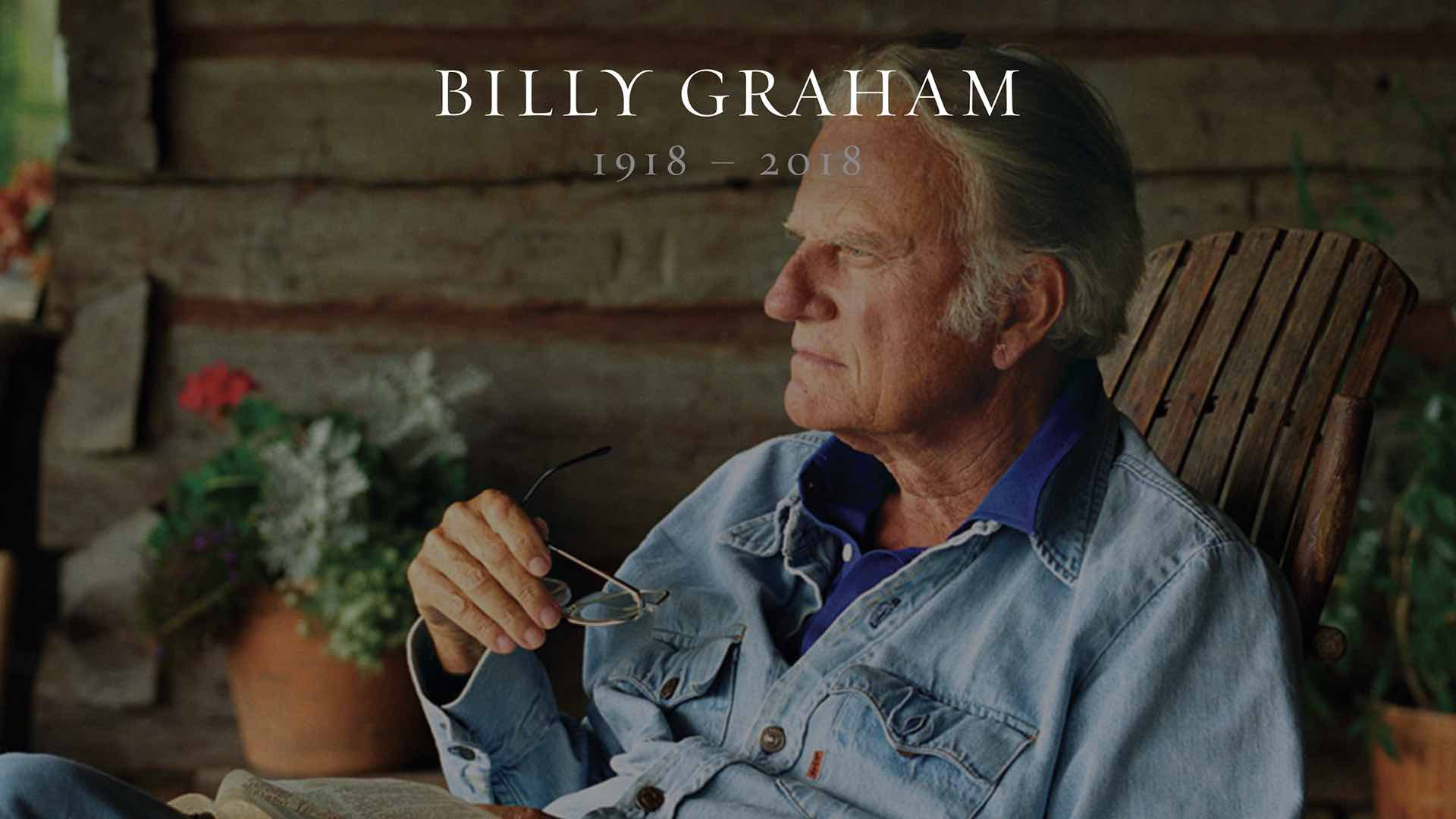 thumbnail image for Alistair Begg Remembers Billy Graham