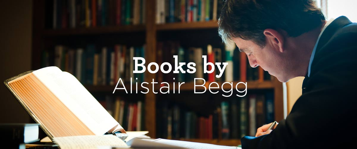thumbnail image for Books by Alistair Begg