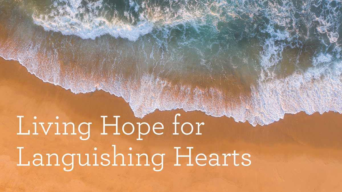 thumbnail image for Living Hope for Languishing Hearts