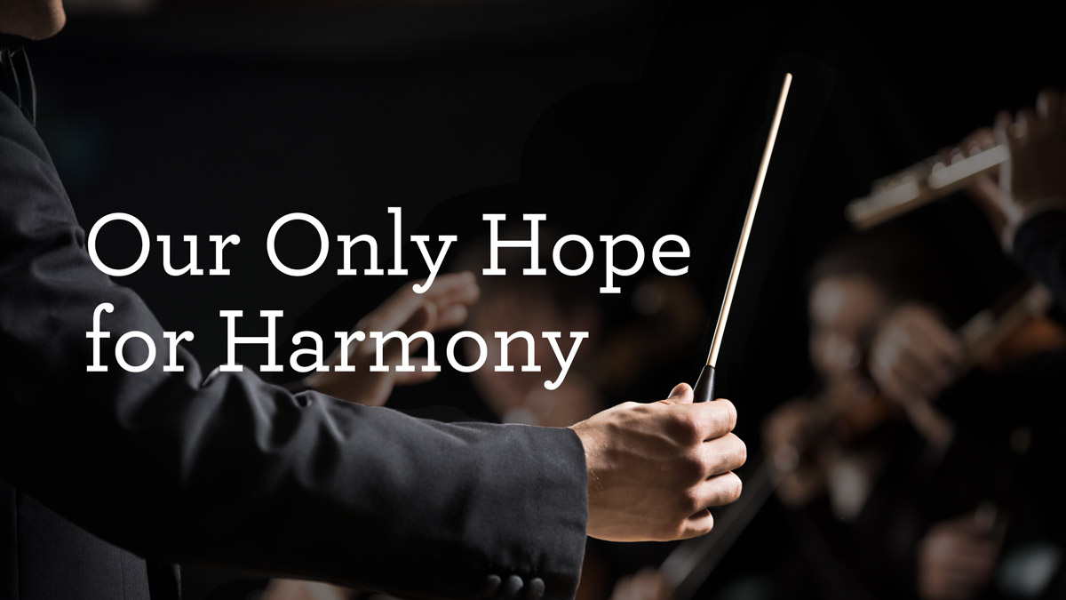thumbnail image for Our Only Hope for Harmony