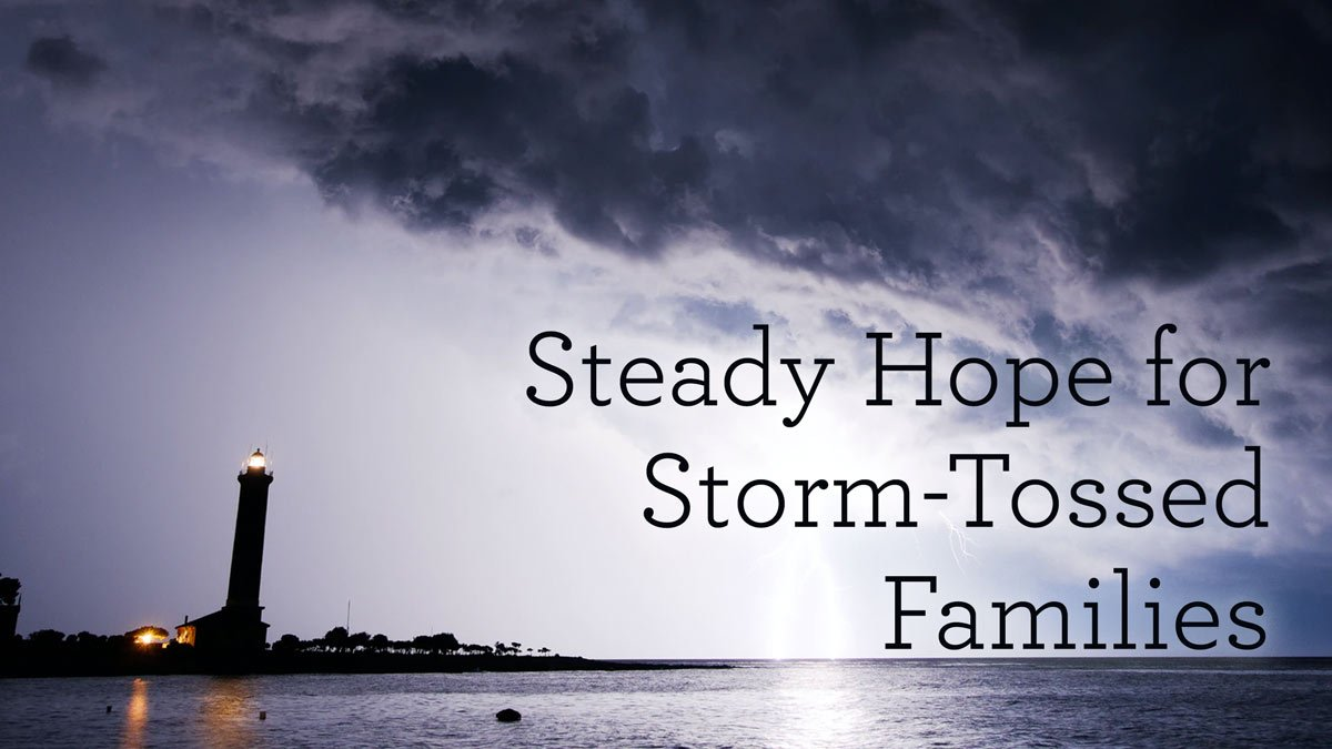 thumbnail image for Steady Hope for Storm-Tossed Families