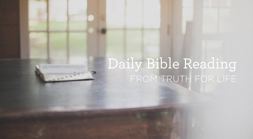 thumbnail image for Daily Bible Reading from Truth For Life